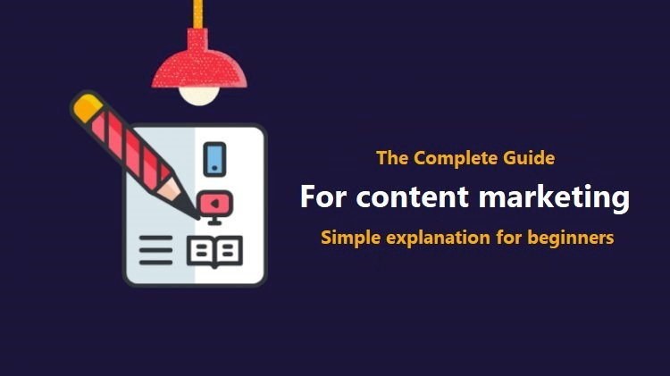 Courses Free Content Marketing Strategy Template