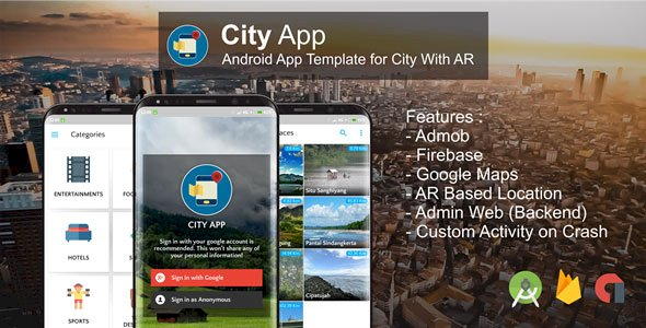City App Android Source Code App Platforms