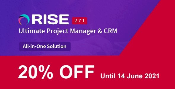 RISE Ultimate Project Manager Nulled Script